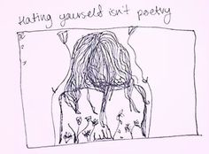 Imagem de poetry, drawing, and quote