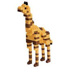 Nano Block: Giraffe