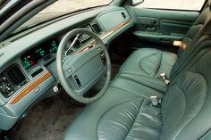 Bugatti Chiron Interior, Mercury Marauder, Console Styling, Grand Marquis, Lux Cars, Car Manufacturers, Car Seats, Classic Cars, Automobile