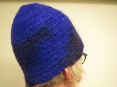 nålbinding-needle binding cap by ArcticLightCrafts on Etsy
