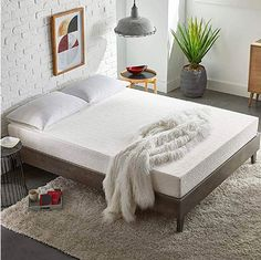 COOLER SLEEP SURFACE: Gel infusion technology provides consistent temperature control and improved air flow Best Mattress, Foam Mattress, Anthology Bedding, Sit To Stand, Sleep Solutions, Adjustable Base, Box Bed, Comfort Mattress