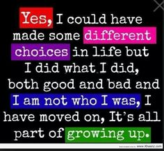 Here's to growth