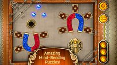 Slingshot Puzzle on App Store:   In the mood for a good puzzle? How about one that will bend your mind and test your wits? Do you have what it takes to master the game or will you be left broken and bewildered? Fire the amazing slingshot mechanism and release the ball with the hopes of it ending up in the difficult ending zone...  Developer: Igor Perepechenko  Download at http://ift.tt/1qkoP4q