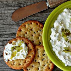 Ultra Low-Fat Dill Pickle Dip #AllrecipesAllstars #AllrecipesFaceless #MyAllrecipes