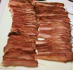 Bbq Bacon, Bbq Pork, Smoked Ribs, Smoked Bacon, Electric Bbq, Bbq Accessories, Stainless Steel Bbq, Smoke Grill, Smoker Recipes