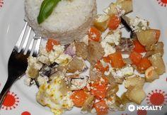 Feta, Grains, Curry, Cheese, Curries, Seeds, Korn