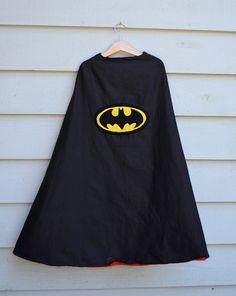 Reversible Super hero cape