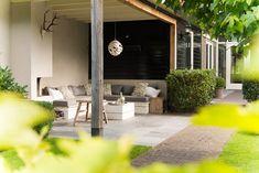 veranda eikenhout