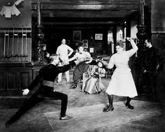 Turn of the Century Fencing Lessons Historical 1904 Photo Reproduction 8x10