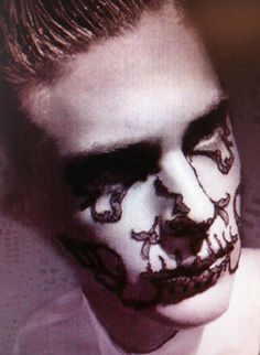Lace skull!!!