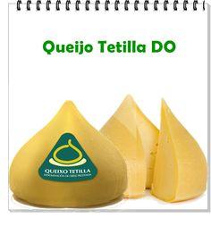 QUEIJO:  Tetilla DO ITALIA: Galícia LEITE: Vaca CL ASSIFICAÇÃO: Semimacio