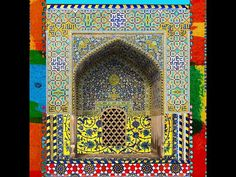 Persian Arches - YouTube Shiva Art, Geometric Designs, Arches, Highlight, Persian, Perspective, Artist, Youtube, Painting