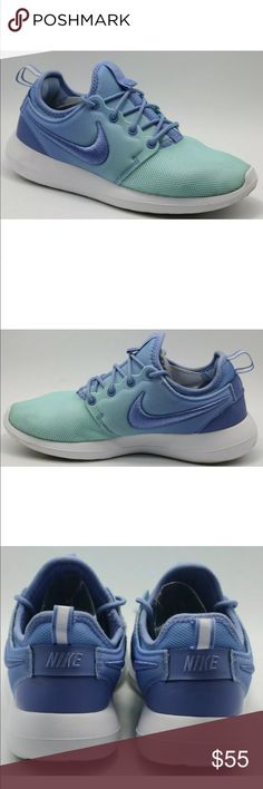 9037fa48e Nike Roshe Two Br Low Top Lace Up Running Sneaker Nike Womens Shoes Size  6.5 Roshe