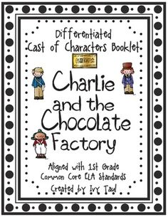 charlie and chocolate factory compare contrast Comparison of charlie and the chocolate factory book versus movie essay  [ tags: movie film comparison compare contrast] free essays 1236 words (35.