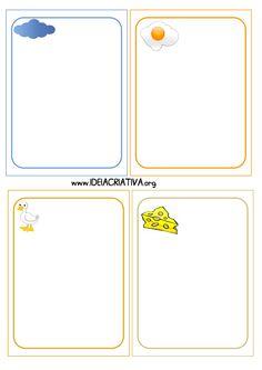 Ideia Criativa - Gi Barbosa Educação Infantil: Flash Cards Figuras e Letras do Alfabeto