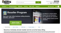 GoDaddy Hangout - Ask Your Questions About their Reseller Program - http://www.besthostnews.com/godaddy-hangout-ask-your-questions-about-their-reseller-program/