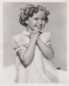 1936 Shirley Temple Captain January