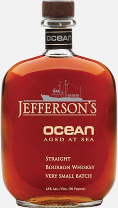 Jefferson's Ocean Aged at Sea Kentucky Straight Bourbon