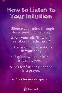 Developing your intuition is simple using these tips. Trust your intuition and witness your life transforming immediately!  Click for more guidance.  via @LonerWolf