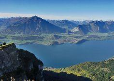 Thunersee Berner Oberland  Switserland