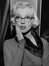 Marilyn Monroe's Cat-Eye Glasses (How to Marry a Millionaire)