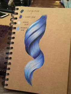 Prismacolor pens, brown scrapbook paper (hair) – P … – Drawing Ideas Drawing Techniques Pencil, Colored Pencil Techniques, Pencil Art Drawings, Realistic Drawings, Art Drawings Sketches, Colorful Drawings, Horse Drawings, Crayon Prismacolor, Prismacolor Drawings