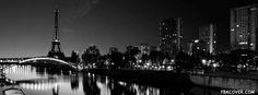 paris black and white photo   Paris Black White Facebook Covers ...