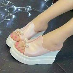 5f625bf13 Wedge Heels, Platform Wedge Sandals, Platform Shoes, Wedding Wedges, Bridal  Wedges,