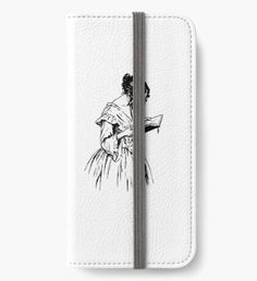 """""""Woman"""" iPhone Wallet by Iphone Wallet, Iphone 6, Sell Your Art, Wallets, Woman, Stuff To Buy, Fashion, Moda, Fashion Styles"""