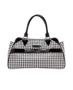 Women's Deadly Deville in Houndstooth