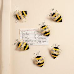 Bee Magnets - OrientalTrading.com