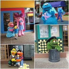 Visit Sesame Place in Langhorne, PA!
