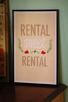We need to do this for the next rental house warming we get invited to!