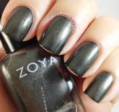 Fierce Makeup and Nails: Zoya Satins Collection Swatches and Review (Fall 2013)