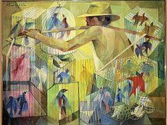 Birdman, Vicente Manansala