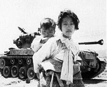 In juni, kwam er een wapenstilstand, die in 1953 werd bezegeld. Hiermee was de Koreaanse oorlog afgelopen. Dus niemand heeft in de Koreaanse oorlog gewonnen