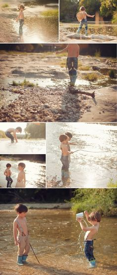 little boys on a little adventure » Heather Walker Photography