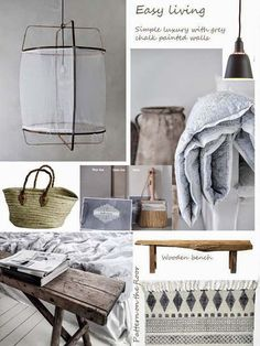 STIL INSPIRATION: Create the bedroom look | with inspiration from Sa...
