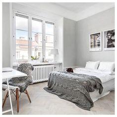 Sunday bedroom inspo / via @kronfoto | ImmyandIndi
