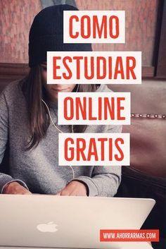 Estudiar online gratis