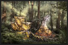 Fine art photographer Kirsty Mitchell's award-winning series of conceptual portraits titled Wonderland will soon be available as a book by the same n Surrealism Photography, Artistic Photography, Amazing Photography, Art Photography, Narrative Photography, Conceptual Photography, Editorial Photography, Kirsty Mitchell Wonderland, Foto Fantasy