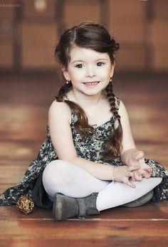 Maya Irene Wada (born May 18, 2008) fashion child model and actress from Russia. Photo by Nadya Sokologorskaya.