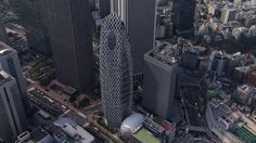 Image result for downtown tokyo building
