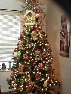 really cute and fun for the kids safe for the little ones with no breakable ornaments