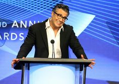 BEVERLY HILLS, CA - AUGUST Host Jaime Camil speaks onstage at the annual Television Critics Association Awards during the 2016 Television Critics Association Summer Tour at The Beverly …. The Beverly, Beverly Hills, Tca Awards