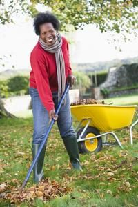 help someone with yard work