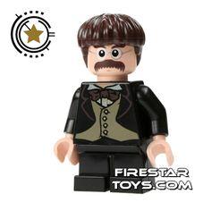 LEGO Harry Potter Minifigure - Professor Flitwick