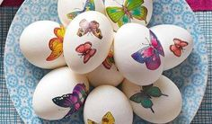 tattoo | Easy & Beautiful Egg-Decorating Idea You Haven't Considered