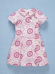 6 Button Dress by Elephantito on Gilt