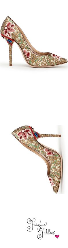 Frivolous Fabulous - Dolce & Gabbana Fall 2013
